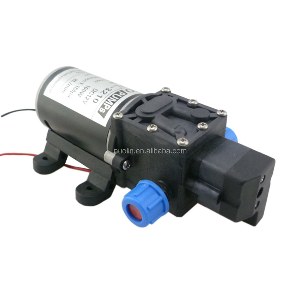 12v dc water heater pump