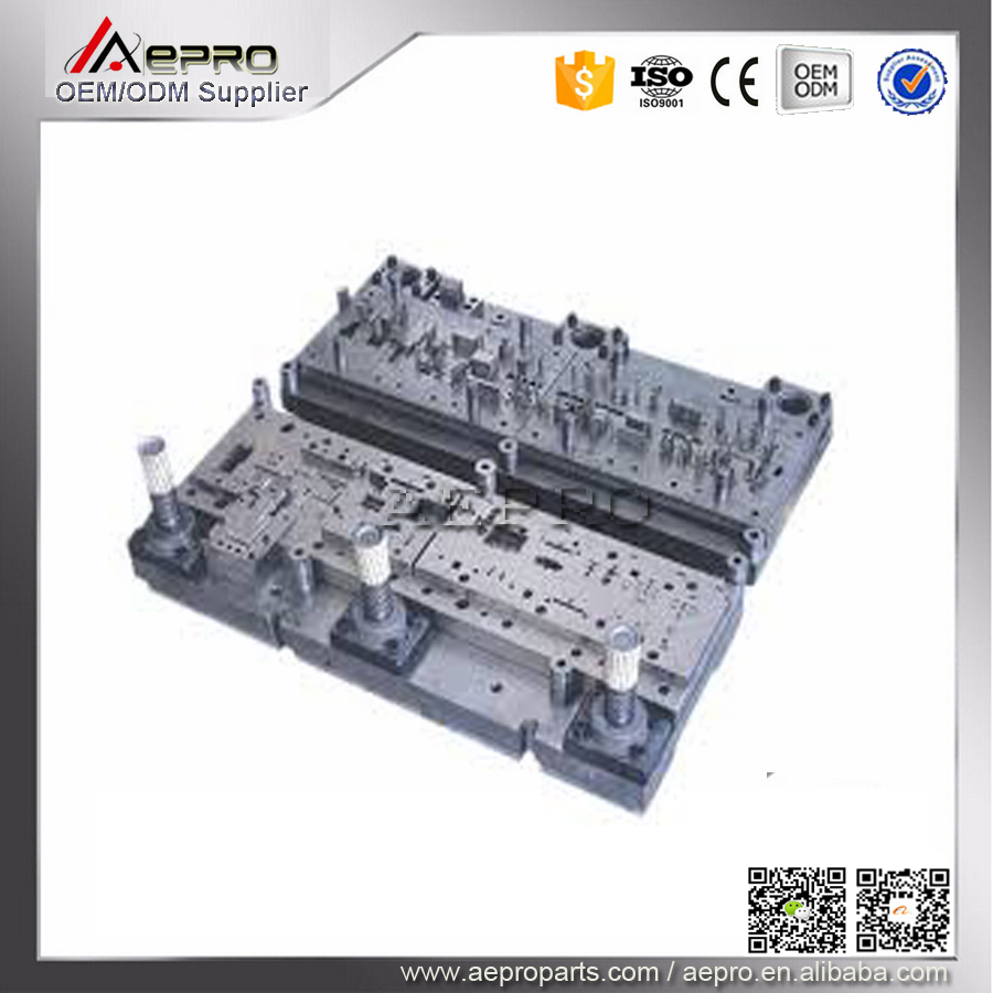 High Efficiency Precision Auto Progressive Stamping Die/mold/mould