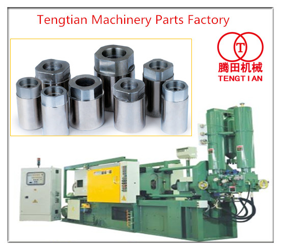 High quality die casting machine aluminium accessories