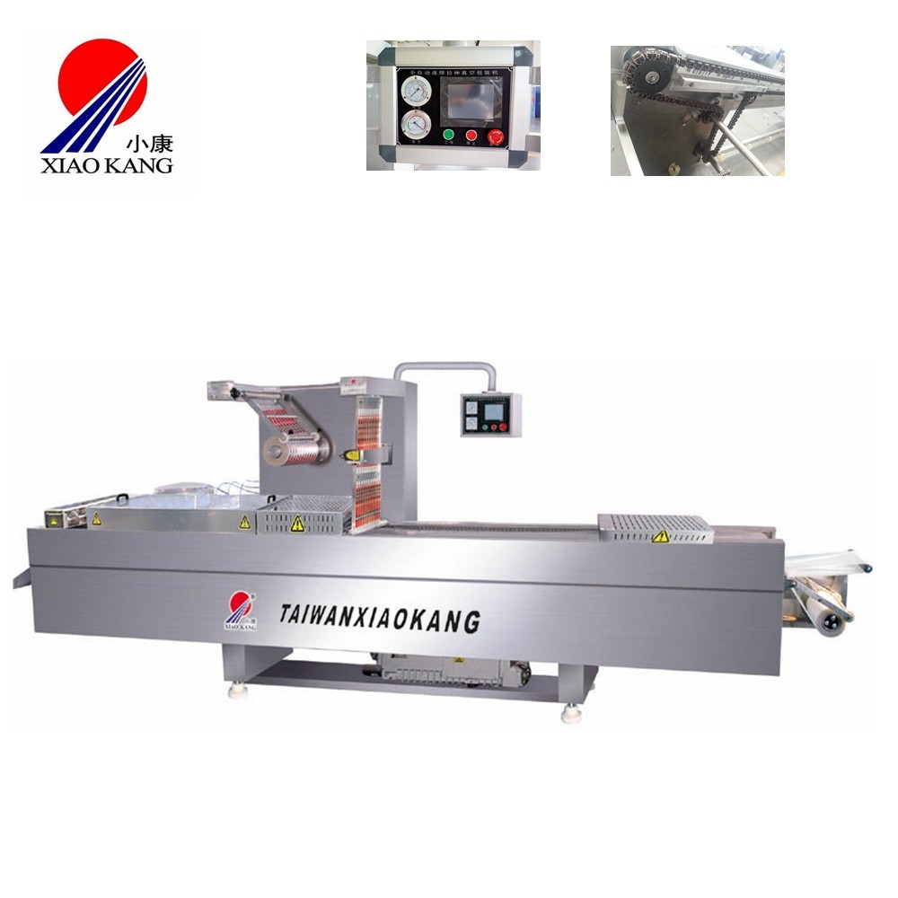 Best Automatic Vacuum Packaging Machine for food steak beef meat