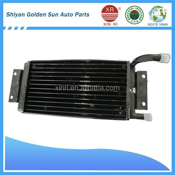 Copper heating radiator for KAMAZ 5320 model 5320-8101060-04