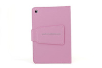 Newest Wireless Bluetooth Keyboard Case With PU Leather Case For iPad Mini