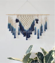 home deco macrame wall hanging