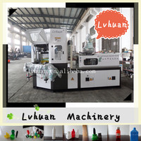 Plastic manufacturing machine for bottles type injection blow 2015 year