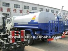 dongfeng 5000l water delivery truck