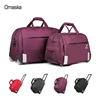 Hot selling Omaska best brand trolley bag for pilot trolley bag factory direct wholesale trolley bag