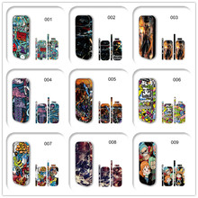 e-cig accessories 3M sticker skin protector for IQOS with factory cheap price