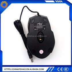 China wholesale top quality cheap new arrival custom wired professional mouse