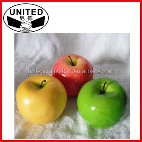 large decor fruit apple,artificial apple