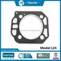 Wholesale diesel engine parts L24 cylinder head gasket
