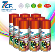 Plastic Dip Spray Rubber Spray Coating