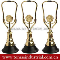 Events high end custom metal trophy components