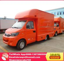 made in china cheap price mobile car restaurant for sale