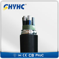 Armoured Cable 33kV XLPE Cable