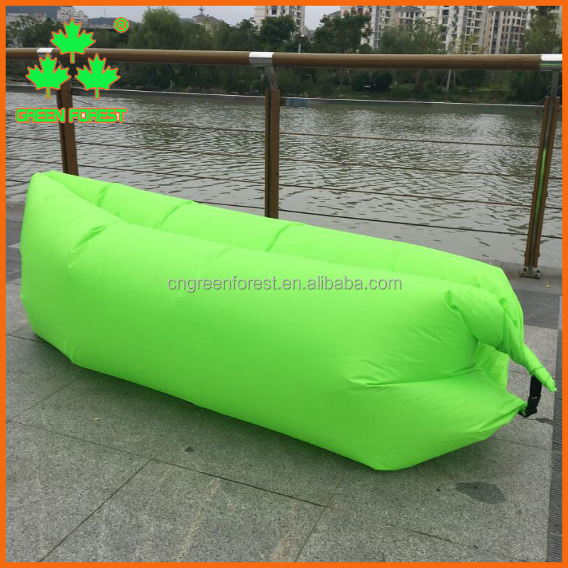outdoor beach camping comfy lazy bed inflatable air sofa