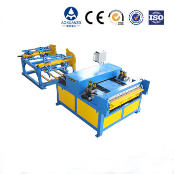 HVAC spiral round galvanized acl duct bending machine,Stainless Steel flexible duct making machine