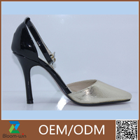 Latest design high quality beautiful elegant high heel sexy women shoes