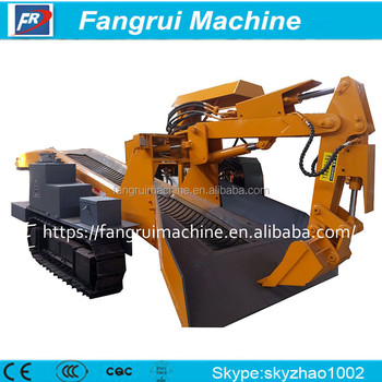 grilled slag with Top Quality tractor backhoe loader crawler loader for mining for export