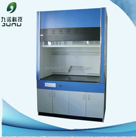 Fume Exhaust Systems / Cold rolled steel laboratory fume cupboard