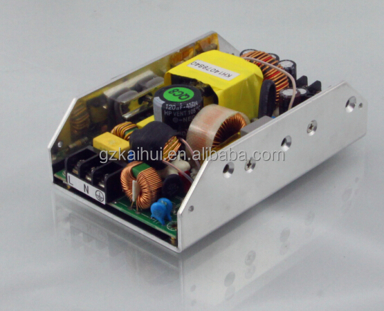 ETL CE 48V 12V Dual output ac/dc led driver 200w ac/dc led driver with PFC from alibaba China