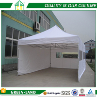 4X4 Medieval Cheap Pop Up Indoor Printed Aluminum Folding Canopy Gazebo Tent For Sale