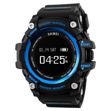 2018 Wrist watch supplier SKMEI 1188 Smart heart rate monitor Digital military sports watches Men multifunction sport watch
