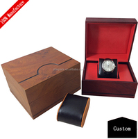 Luxury Wooden Watch Packaging Box Wholesale