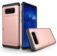 Hot selling in stock low moq cheap price guangzhou mobile phone shell for galaxy note 8 case