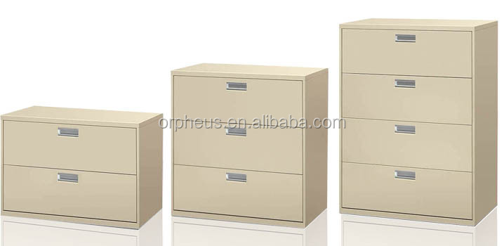 Very good Quality steel file cabinets furniture Lateral godrej 4 drawer steel filing cabinet