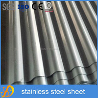 ISO9001 fiber cement corrugated roof gi sheet machine price
