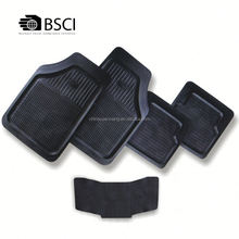 BSCI Audited Full Set Silicone Car Mat