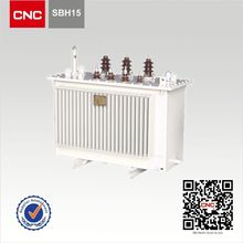 SBH15 electric transformer hs code