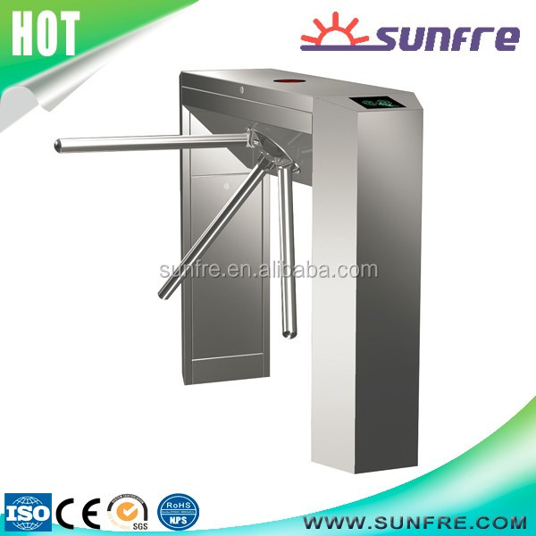 Automatic tripod turnstile for intellegent access control