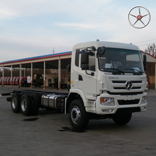 DAYUN 6*4 used cargo box truck electrical tractor truck for sale