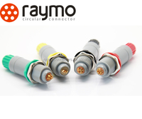 PAG.M0.7.GLAC52G electrical medical plastic connector