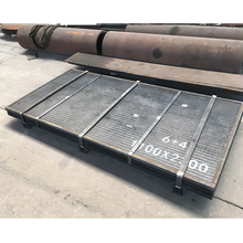High quality friction chrome carbide plate q235 10mm thick corrosion resistant wear steel plate