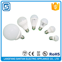Market Lamp Hot-selling e27 + e26 round Deepak 12W Save Money Led Bulb Light for Home Buy From China