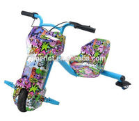 New Hottest outdoor sporting big power three wheel trike scooter with cargo as kids' gift/toys with ce/rohs