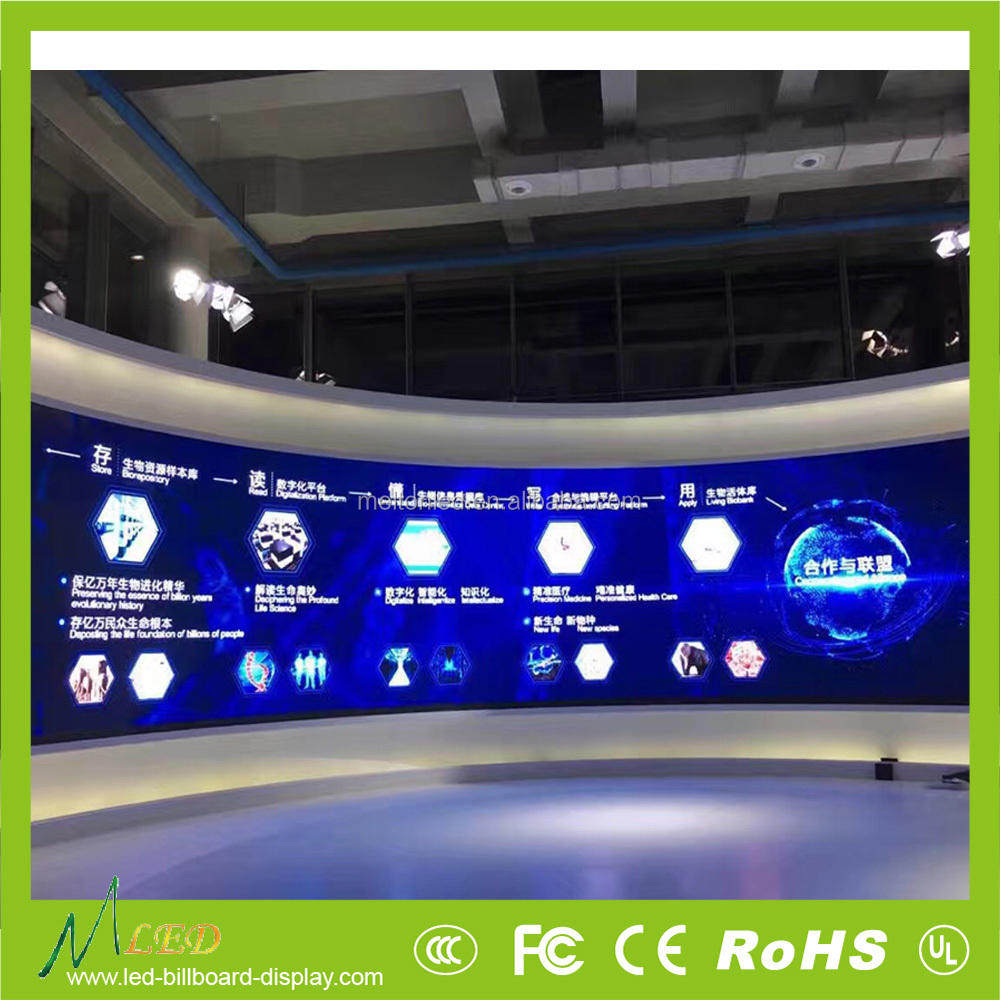 stage led screen for concert Indoor P3.75 rgb led video wall display full color P3 p4 smd