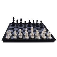 Chess game chess equipment ,h0tdFg folding magnetic chess game for sale