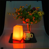 cheap fashionable table used chinese lantern with led battery