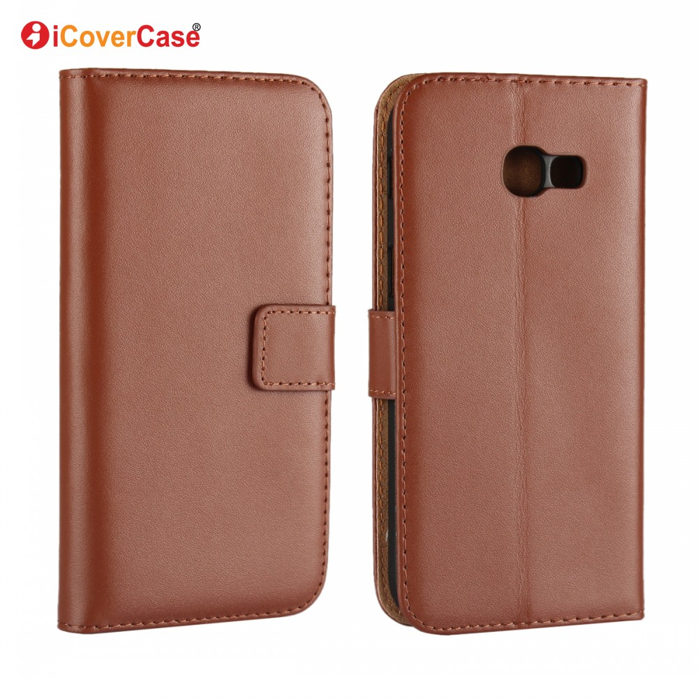 Mobile Phone Accessories For Samsung Galaxy A320FL A320F Phone Cases Flip Leather Wallet Cover for Samsung A3 2017 Case