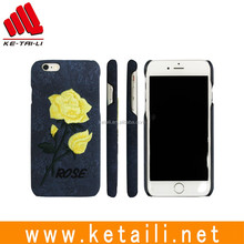 Wholesale hot selling custom hard PC mobile phone cover custom cell phone hard cover for iphone 6 6s