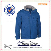 Sunnytex OEM outwear garment outdoor fancy softshell jacket men 2015