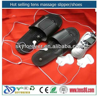 massage slipper acupuncture shoes for digital therapy massager, foot massage shoes