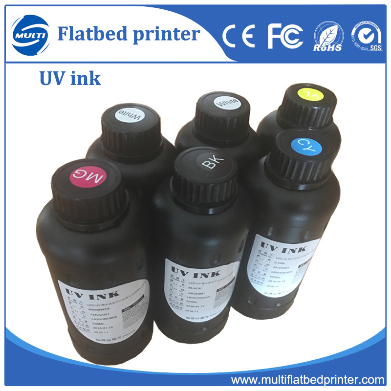 UV LED invisible printing ink