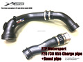 FTP charge pipe Combination packages for bmw n55 engine F20 F30 M135i 335i M235i racing cup car (clod air intake pipe , car ai)