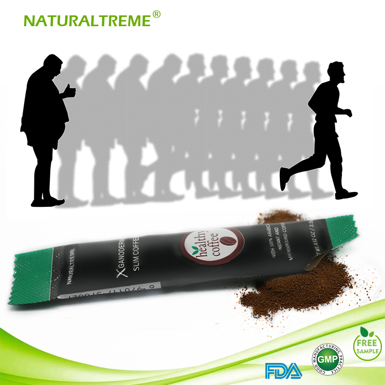 Hot sale Chinese Herbal Extract Gano Cafe Slimming Coffee