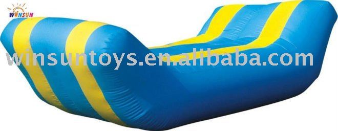 Fun Inflatable Water Reclining Chair