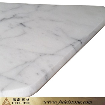 Good Sale Polished Natural Marble Corner Shelf